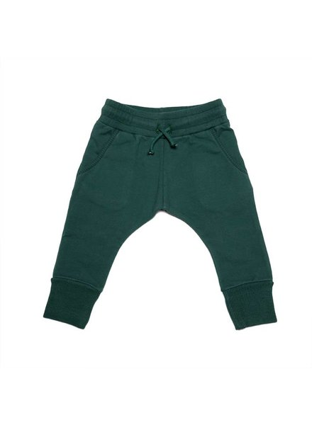 MINGO Slim-fit jogger Emerald