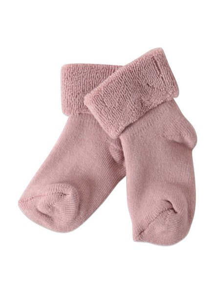 MP Denmark Baby Socks Bambo Terry - Rose
