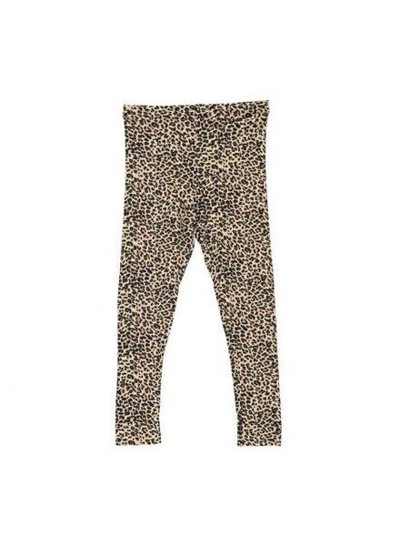 MarMar Copenhagen Leopard Legging Brown Leo