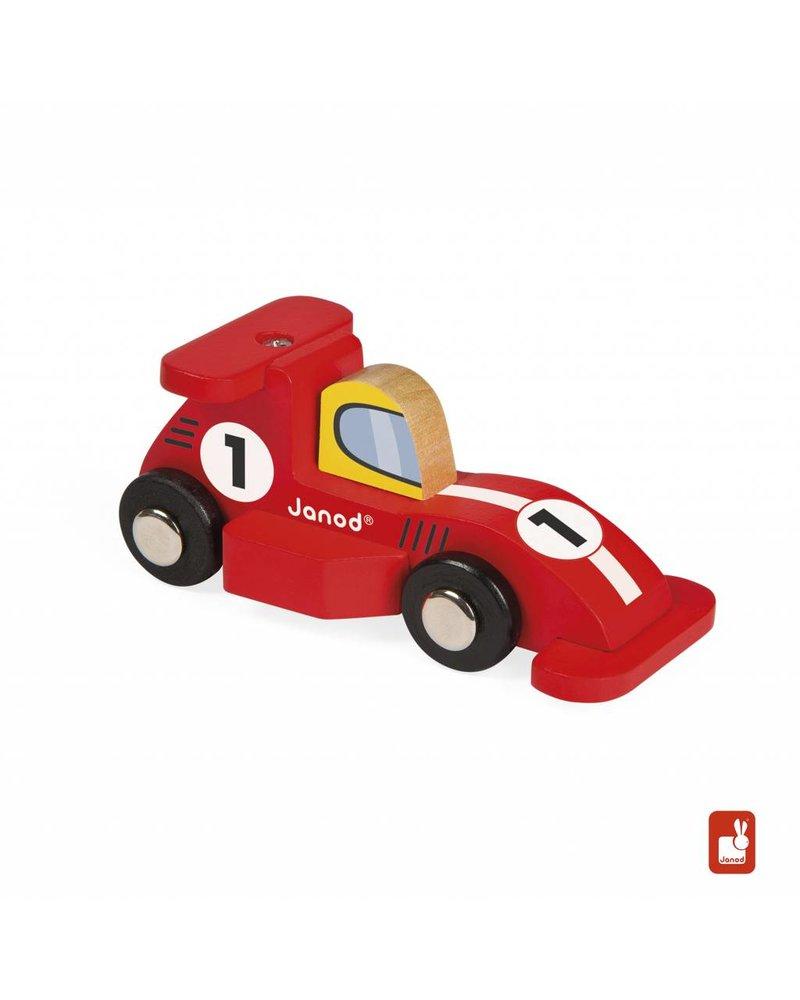Janod Formule 1 - Zilver