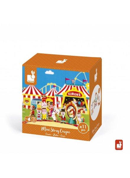 Janod Story Mini - Circus
