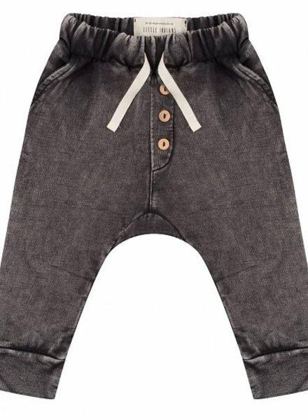 Little Indians Jogpants - Vintage Black