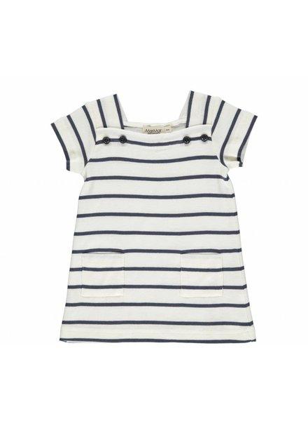 MarMar Copenhagen Dress Modal Plain Stripes