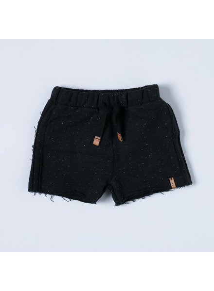 NIXNUT Basic Short Black