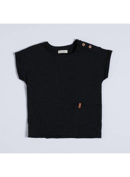 NIXNUT T shirt Black