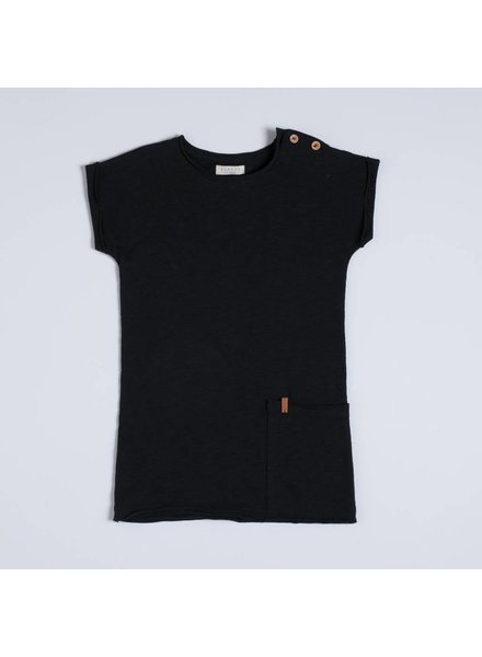 NIXNUT T shirt Dress Black