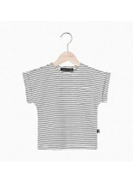 House of Jamie Batwing Tee - Little Stripes