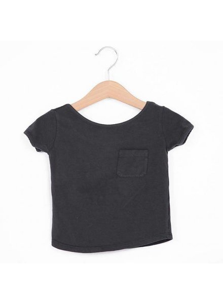 Lotiëkids Ballet Top - Washed Black