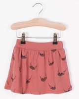 "Lotiëkids Skirt ""Hammocks"" - Terra Cotta"