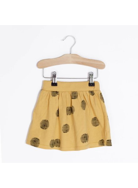 "Lotiëkids Skirt ""Sunset"" - Light Ochre"