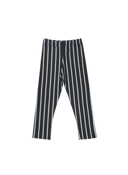 Petit Blush Legging Jersey Grey Striped