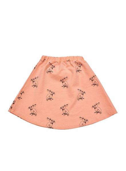 IGLO + INDI Peach Bunny Skirt
