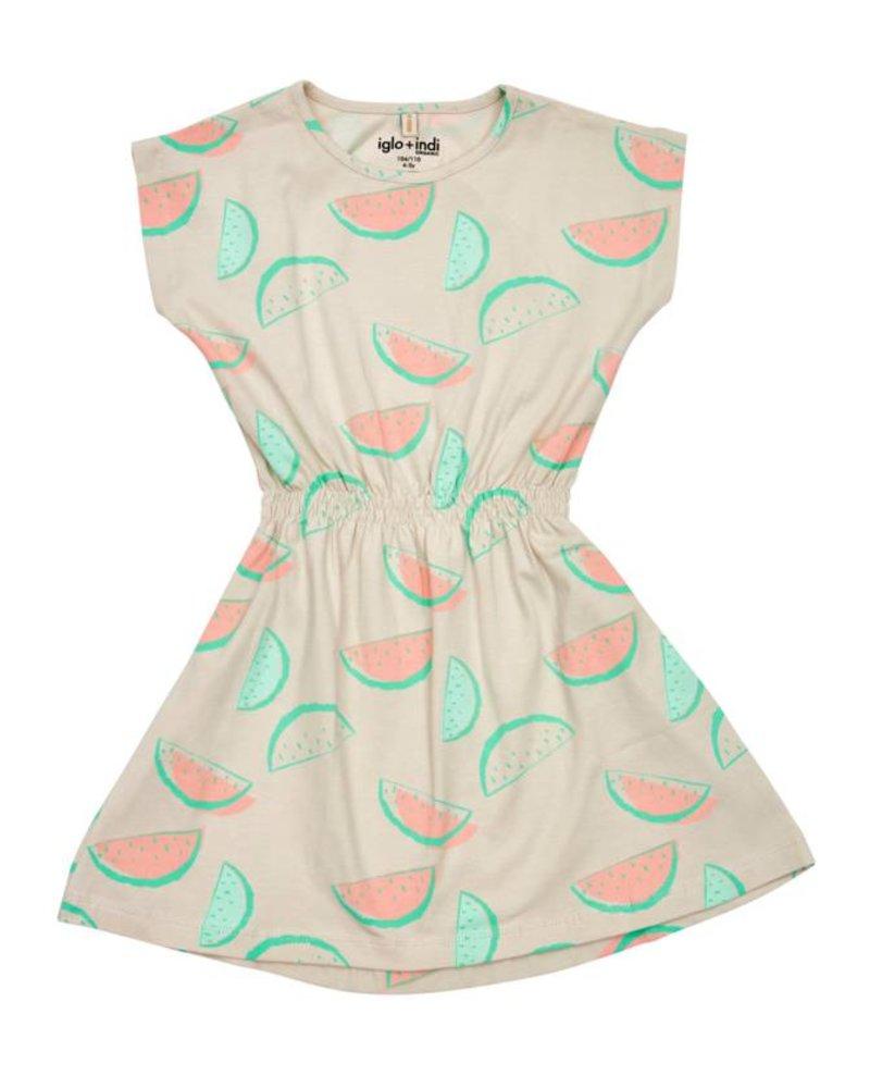 IGLO + INDI Watermelon Dress