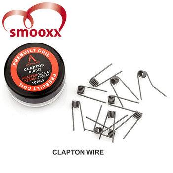 RofVape Clapton Pre-Build Coils
