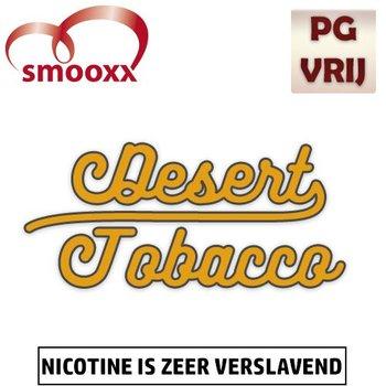 Smooxx Desert Tobacco (PG Vrij)