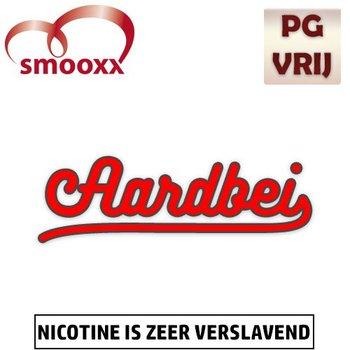Smooxx Aardbei (PG Vrij)