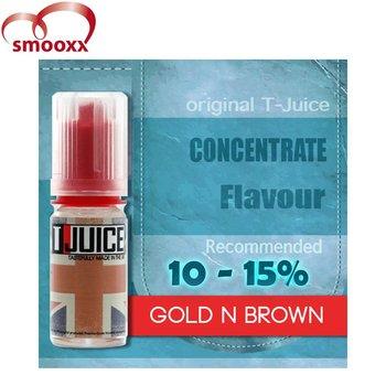 T-Juice Gold N Brown (Aroma)