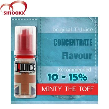 T-Juice Minty The Toff (Aroma)
