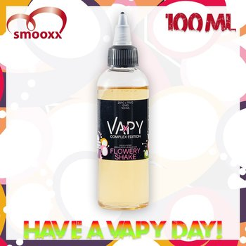 Vapy Complex Flowery Shake (100ML)