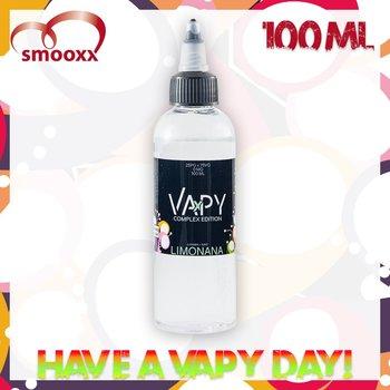 Vapy Complex Limonana (100ML)