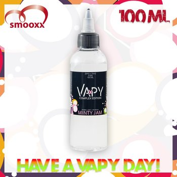 Vapy Complex Minty Jam (100ML)