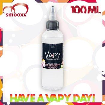 Vapy Complex Raspberry Nojito (100ML)