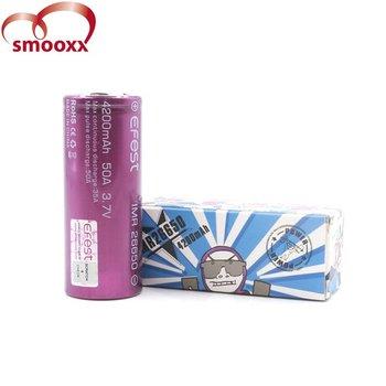Efest IMR 26650 4200mAh Batterij