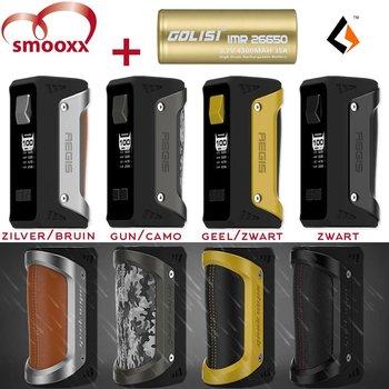 Geekvape AEGIS + 26650 Batterij