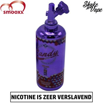 Candy Juice - Blackcurrant Strawberry (50ML)