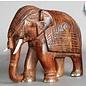 Elephant, Eastindian Rosewood, 125 mm