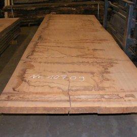 Afzelia - Doussie, tabletop, 450 x 135 x 0,55 cm