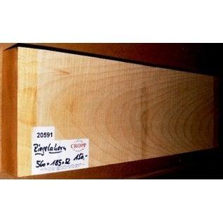 Ahorn, RIEGELAHORN, Gitarren-Korpus, 560 x 185 x 52 mm, 3,1 kg