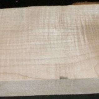 Ahorn, RIEGELAHORN, Gitarrenkorpus, 540 x 215 x 50 mm, Bläue oben links, 5,6 kg
