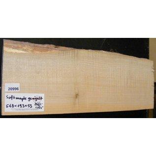 Softmaple, Guitar-Body, 548 x 193 x 53 mm, 3,1 kg