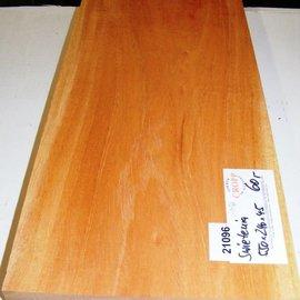 SWIETENIA Mahagoni, Gitarrenkorpus, 550 x 240 x 45 mm, 4,3 kg, künstlich getrocknet