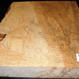 Sycamore fiddleback, 565 x 410 x 55 mm, 8,7 kg