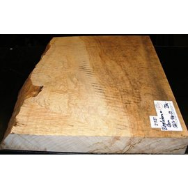 Sycamore fiddleback, 565 x 410 x 55 mm, 8,7 kg