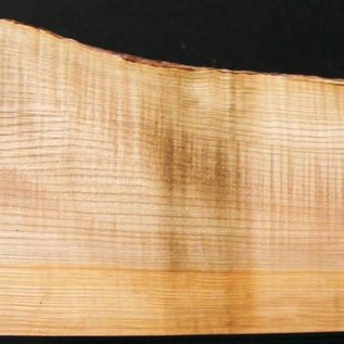 """Ahorn, amerik. SPITZAHORN, """"Soft Maple"""", geriegelt, Gitarrenkorpus, 560 x 204 x 54 mm, 3,5  kg"""