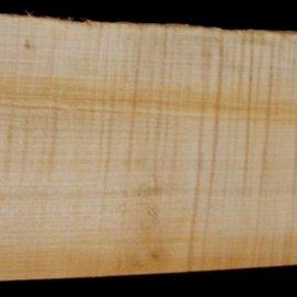 """Ahorn, amerik. SPITZAHORN, """"Soft Maple"""", geriegelt, Gitarrenkorpus, 550 x 204 x 53 mm,  4  kg"""