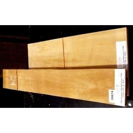 Chestnut, guitar bottoms and sides, 520 x 190 x 4/800 x 105 x 4 mm, 1,3 kg