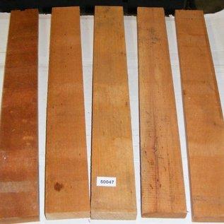 Zigarrenkistenholz, Brasil Cedro, Cedrela odorata, 5 Stück/Satz, B/C-Ware, 700x85x26 mm, 4 kg