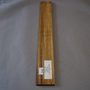 Griffbrett, Bocote, 700 x 85  x 9 mm