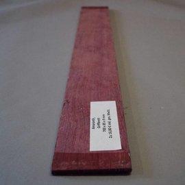 Fingerboard, Purplewood, 700  x 85 x 9 mm