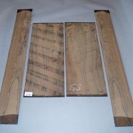 Ziricote, bottoms and sides set, 1,9 kg