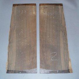 Ziricote, Böden, 2. Wahl, 1 kg, spiegelbildlich