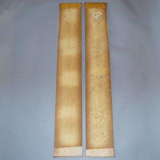 Maulbeerbaum Zargen, ca. 800 x 110 x 4 mm, spiegelbildlich, Einschnitt 2008