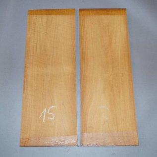 Edelkastanie, Marone, Böden, ca. 525 x 185 x 5 mm, spiegelbildlich, Einschnitt 2008