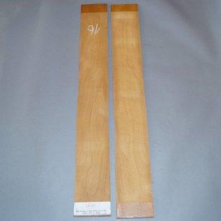 Edelkastanie, Marone, Zargen, ca. 800 x 105 x 4 mm, spiegelbildlich, Einschnitt 2008