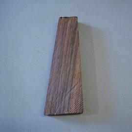 Ostindisch Palisander, Geigenplatte, ca. 150 x 30/53 x 15 mm