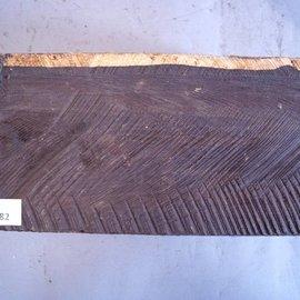 Grenadill ca. 150 x 85 x 365 mm, 4,1 kg